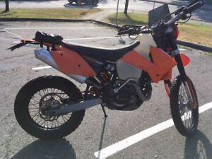 KTM -2007 EXC 525