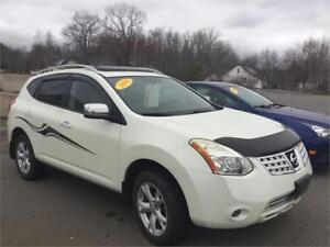 2008 Nissan Rogue SL - AWD Financing Available