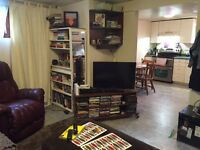 Bright 1 Bedroom Basement Suite (Whyte Ave Area) - Oct 1