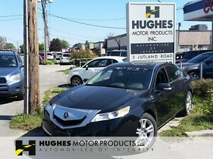 2010 Acura TL | Sunroof | Leather | Heat Seats & Memory