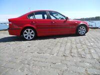 BMW 318 -1 year Mot- Recently serviced-