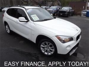 2012 BMW X1 AWD!! HEATED LEATHER SEATS!!