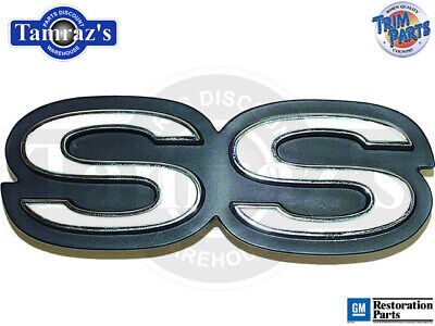 Parts Body Emblems (69 Camaro