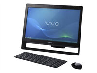 sony all in one pc i5 touch screen vcpj21l0e swap
