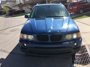2002 BMW X5 4.4 SUV, Crossover | Navigation | AWD