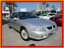 2002 Holden Commodore VX II Equipe Silver 4 Speed Automatic Sedan North Parramatta Parramatta Area Preview