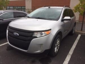 2011 Ford Edge SEL 4X4 SYNC+HITCH+SONAR
