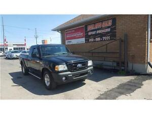 2010 Ford Ranger XL**MANUAL***ONLY 137 KMS*****GREAT CONDITION