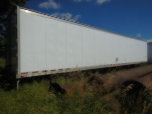 1999 - 53 FT.  TRANSPORT   TRAILER - MINT CONDITION !!! Ontario image 4