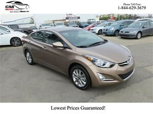 2016 Hyundai Elantra ELANTRA GL w/ HEATED SEATS, BLUETOOTH, BACK