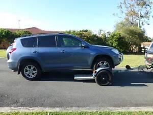 CAR TRAILER FOR HIRE GOLD COAST Tallai Gold Coast City Preview