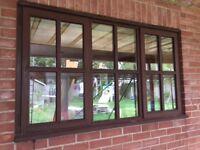 Softwood window 1040 x 1765