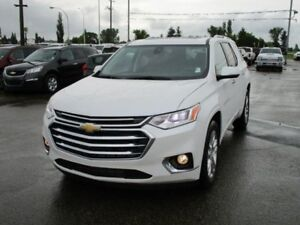 2018 Chevrolet Traverse High Country AWD- Iridescent Pearl