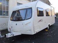 Avondale Osprey Four Berth Touring Caravan