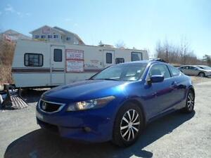 NICE SUMMER CAR ! 2008 ACCORD COUPE, JUST INSPECTED,
