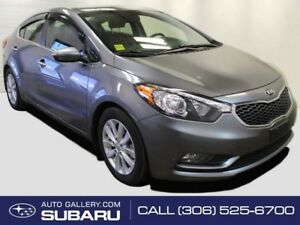 2016 Kia Forte SX | LEATHER | COOLED DRIVERS SEAT | SUNROOF | NA