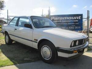 1987 BMW E30 3i8i 2 DOOR MANUAL ONLY 172285KS Wangara Wanneroo Area Preview