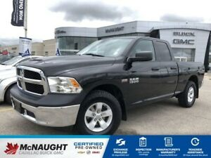 2015 Ram 1500 ST 5.7L Hemi V8 4x4 Quad Cab | Seating For 6