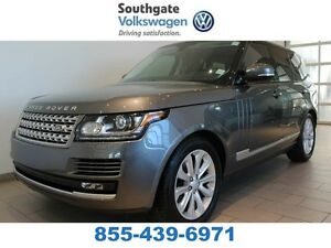 2015 Land Rover Range Rover Leather | Massaging Seats | NAV | Su