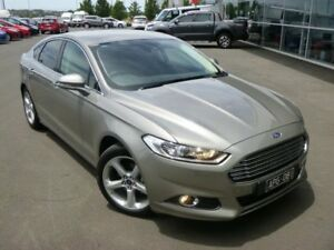 2017 Ford Mondeo MD 2017.00MY Trend SelectShift Gold 6 Speed Sports Automatic Hatchback