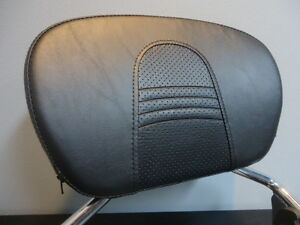 HARLEY STREET ROAD GLIDE backrest sissy bar PAD cushion passenger FLHX FLTR FLHT