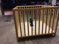 Wooden Playpen For Sale