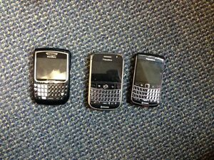 Blackberry lot for sale