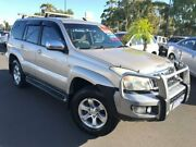 2006 Toyota Landcruiser Prado KZJ120R GXL Gold 4 Speed Automatic Wagon Bunbury Bunbury Area Preview