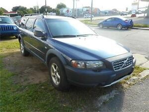 VOLVO XC70 CROSS COUNTRY 2002 AWD**VISA*MASTER*CARD**ACCEPTÉ**