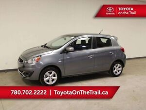 2018 Mitsubishi Mirage ES; VERY LOW KM, AUTOMATIC, CAR STARTER,