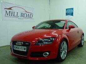 AUDI TT 2.0 TFSI 3d 200 BHP MINT CONDITION + FSH (red) 2006