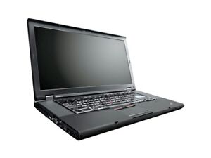 Notebook Computer - LENOVO T500 C2D 2.2GHz 15.4 Inch W10P