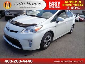 2012 Toyota Prius!! LOW LOW KMS!! 90 DAYS NO PAYMENTS