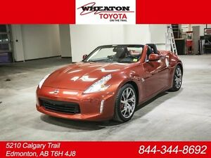 2013 Nissan 370Z Touring, Roadster, 3M Hood, New Tires, Leather,