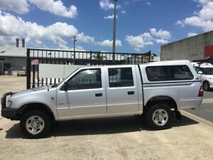 1998 Holden Rodeo TF R7 LX DUALCAB MANUAL 5 Speed Manual Dual Cab