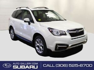 2018 Subaru Forester Limited Tech