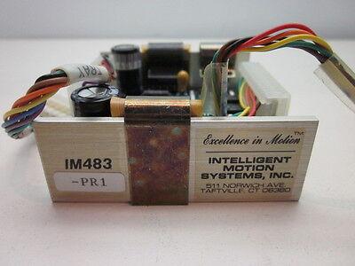 Intelligent Motion Systems Im483-pr1 With 30 Day Warranty