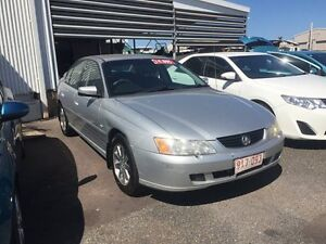 2004 Holden Commodore VY Executive Silver 4 Speed Auto Active Select Sedan Winnellie Darwin City Preview