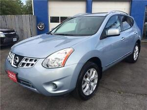 2011 Nissan Rogue SV- 83K -NAV/AWD/SUNROOF/BACK UP CAM - $13,950