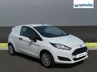 2014 Ford Fiesta 1.5 TDCi Van Diesel white Manual