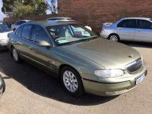 2003 HOLDEN CAPRICE 5.7LT V8 AUTO SEDAN ( AFFORDABLE LUXURY ) Bayswater Bayswater Area Preview