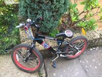 Boy Bicycle for a 5-8 year old
