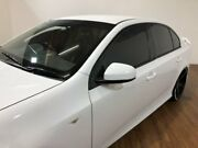 2009 Ford Falcon FG XR6 White 5 Speed Sports Automatic Sedan Kingsgrove Canterbury Area Preview