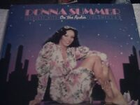 R 216 Vinyl LP Donna Summer On The Radio Greatest Hits Vol 1 & 2 Casabianca CALD 5008