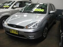 2003 Ford Focus LR CL Silver 4 Speed Automatic Hatchback Camden Camden Area Preview