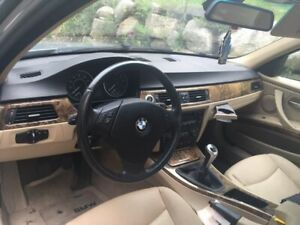 2006 BMW 325XI MANUAL