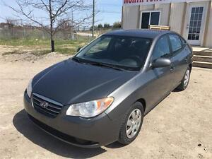 2008 HYUNDAI ELANTRA GLS - POWER OPTIONS - LOW KM - AUTOMATIC