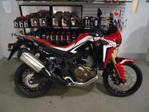HONDA AFRICA TWIN DCT DEMO