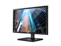 """Samsung 650 S24E650BW 24"""" PLS Black computer monitor"""