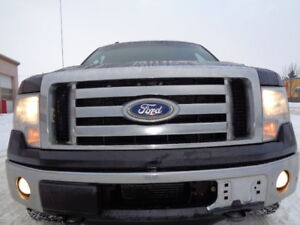 2012 FORD F-150 XLT-4X4-ONE OWNER-3.5L V6 ECOBOOST-NO ACCIDENT